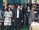 Bộ trưởng kiểm tra công tác chuẩn bị đón Chủ tịch Triều Tiên tại Lạng Sơn