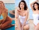 Đỗ Mỹ Linh gây sốt với ảnh bikini nóng bỏng, Khổng Tú Quỳnh hở bạo hậu chia tay