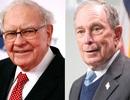 Tỷ phú Warren Buffett: Michael Bloomberg sẽ là Tổng thống tốt