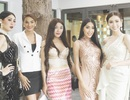 Đỗ Nhật Hà nổi bật giữa dàn thí sinh tại Hoa hậu Chuyển giới 2019
