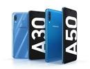 Samsung trình làng Galaxy A30 và A50 tầm trung sử dụng màn hình AMOLED