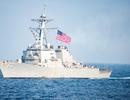 Mỹ điều tàu hải quân qua eo biển Đài Loan bất chấp Trung Quốc phản đối