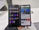 Cận cảnh smartphone gập LG G8 ThinQ có cảm biến tĩnh mạch tại MWC 2019