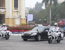 Tổng thống Mỹ và Chủ tịch Triều Tiên đến Metropole họp Hội nghị thượng đỉnh