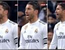 Sergio Ramos lớn tiếng chỉ đạo đồng đội vì sợ thua Barcelona 6 bàn