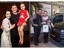 """Linh Nga trầm trồ khen """"Lâm Tây"""" mua được xe hơi tiền tỷ tặng bố mẹ"""