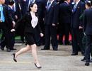 Những phụ nữ quyền lực tháp tùng Chủ tịch Triều Tiên tới Việt Nam là ai?