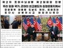 Báo Triều Tiên: Ông Kim cảm ơn ông Trump sau hội nghị thượng đỉnh tại Hà Nội