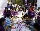 Học sinh, sinh viên thích thú trải nghiệm Ngày hội Khoa học