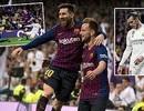 Real Madrid 0-1 Barcelona: Rakitic tỏa sáng
