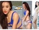 Người đẹp Hoa hậu Hoàn vũ 7 lần thi nhan sắc khoe đường cong nóng bỏng