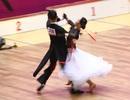 """""""Mãn nhãn"""" những điệu nhảy hấp dẫn ở Giải khiêu vũ thể thao TT-Huế mở rộng"""
