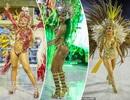 """Vẻ đẹp khỏe khoắn """"bốc lửa"""" của những vũ nữ Brazil"""