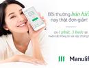 Manulife tiên phong áp dụng số hóa đểnâng cao trải nghiệm khách hàng