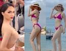 Hương Giang khoe ngực đầy, Tóc Tiên diện bikini nóng bỏng