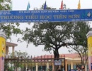 Vụ nghi án thầy giáo dâm ô 13 học sinh: Công an huyện vào cuộc điều tra