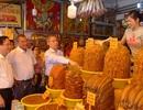 Bộ Y tế kiểm tra an toàn vệ sinh thực phẩm tại Lễ hội Vía Bà Chúa Xứ