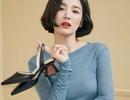 """Phớt lờ tin đồn ly hôn, Song Hye Kyo """"đốn tim"""" cư dân mạng với loạt ảnh đẹp lung linh"""