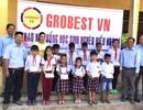 Trao 400 suất học bổng Grobest đến học sinh nghèo tỉnh Sóc Trăng