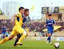 Thắng nhẹ Bình Dương, SL Nghệ An vào top 3 V-League