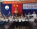40 suất học bổng Grobest Việt Nam đến với học sinh nghèo tỉnh Bình Thuận