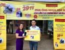Nhiều khách hàng may mắn trúng xe Air Blade và điện thoại Iphone X khi mua Ống nhựa Hoa Sen
