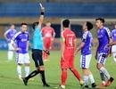 Văn Quyết bị thẻ đỏ, Hà Nội FC vẫn thắng Viettel trong trận derby thủ đô