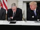 Khoảnh khắc hy hữu khi tổng thống Mỹ gọi nhầm tên CEO Tim Cook của Apple