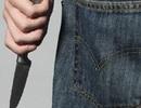 """Ghen tuông, thiếu niên 17 tuổi cầm dao đâm chết """"tình địch"""""""