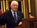Cựu Tổng thống Mỹ Jimmy Carter sẵn sàng đến Triều Tiên phá vỡ bế tắc hạt nhân