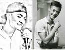 """Nam sinh Bắc Giang gây """"sốt"""" bởi giọng hát, phong cách gợi nhớ hiện tượng mạng một thời"""