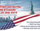 Triển lãm du học 50 trường Mỹ & Canada lớn nhất 2019