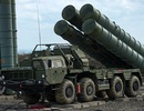 """Nga bàn giao lô """"rồng lửa"""" S-400 đầu tiên cho Thổ Nhĩ Kỳ"""