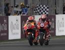 Chặng 1 MotoGP 2019: Dovizioso thắng kịch tính Marquez ở góc cua cuối cùng