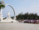 Khu tưởng niệm chiến sĩ Gạc Ma những ngày tháng ba lịch sử