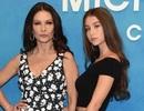 Con gái Catherine Zeta-Jones càng lớn càng xinh đẹp