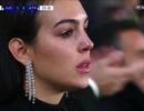 Bạn gái C.Ronlado nghẹn ngào khi chứng kiến người yêu tỏa sáng trước Atletico
