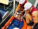 Cấp cứu kịp thời ngư dân bị viêm ruột thừa cấp khi hành nghề ở Hoàng Sa