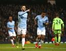 """Những khoảnh khắc trong chiến thắng """"7 sao"""" của Man City trước Schalke 04"""