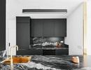 Gợi ý thiết kế căn hộ hiện đại và cá tính với điểm nhấn từ cặp màu đen – trắng