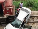 Tàu hỏa tông ô tô, 2 người tử vong