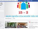 Hà Nội: Lập trang Facebook Bảo vệ quyền lợi người tiêu dùng