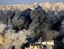 Israel ồ ạt không kích Gaza, thùng thuốc súng Trung Đông trực chờ nổ
