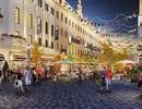 Shophouse Europe tiêu chuẩn mới cho các dãy phố mua sắm mùa du lịch