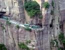Trung Quốc: Đường hầm xuyên núi dài 1,2km được đào bằng tay suốt 5 năm