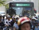 Cấm xe máy 2 tuyến đường ở Hà Nội: Liệu có thể trông chờ vào xe buýt?