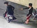 Làm rõ nhóm thanh niên dùng dao rựa chặn xe tải trong hầm Phước Tượng