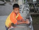 Chung tay xây dựng nhà vệ sinh trong trường học vùng cao