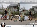 Giới công nghệ Việt hào hứng thử thách dọn rác vì môi trường