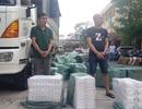 Thuê xe tải chở xe máy, ở giữa nhồi... 23.000 bao thuốc lá